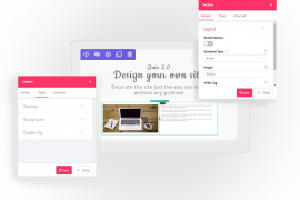 Quix: A Visual Smart Joomla Page Builder