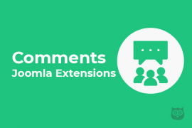 Best Joomla Comment Components for 2020 - Increase Engagement on Your Articles