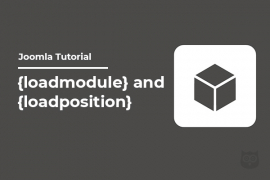 How to Use {loadposition} and {loadmodule} in Joomla?