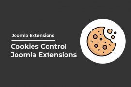 5+ Best Cookies Control Plugin for Joomla