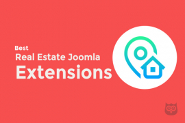 Real Estate Joomla Extensions  - Develop Your Real Estate Website Easily