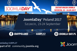 JoomlaDay Poland - 23 & 24 September 2017