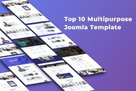 Top 10 Multipurpose Joomla! Templates