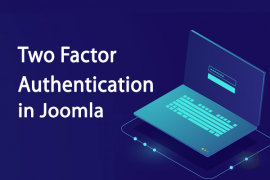 Two-Factor Authentication - How to Enable in Joomla