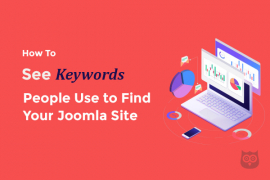 How to See Keywords People Use to Find Your Joomla Site