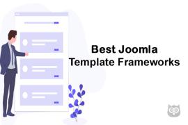 Best Joomla Template Frameworks To Develop Joomla Based Websites