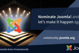 The CMS Critic Awards - Nominate Joomla! today!