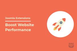 10 Best Joomla Extension to Boost Website Performance