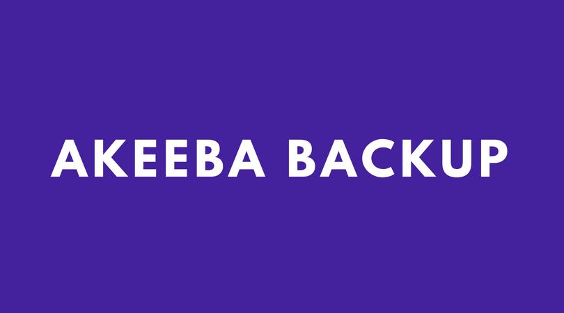 Akeeba