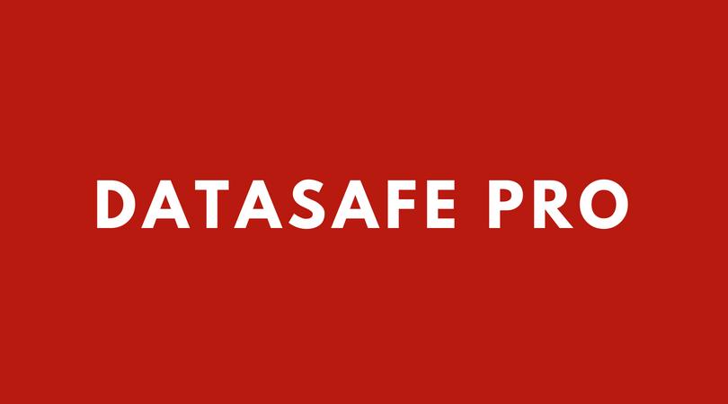 Datasafe pro