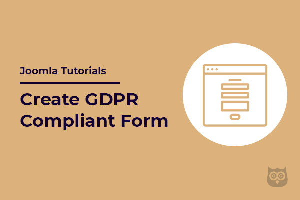 How to Create GDPR Compliant Forms with Convert Forms