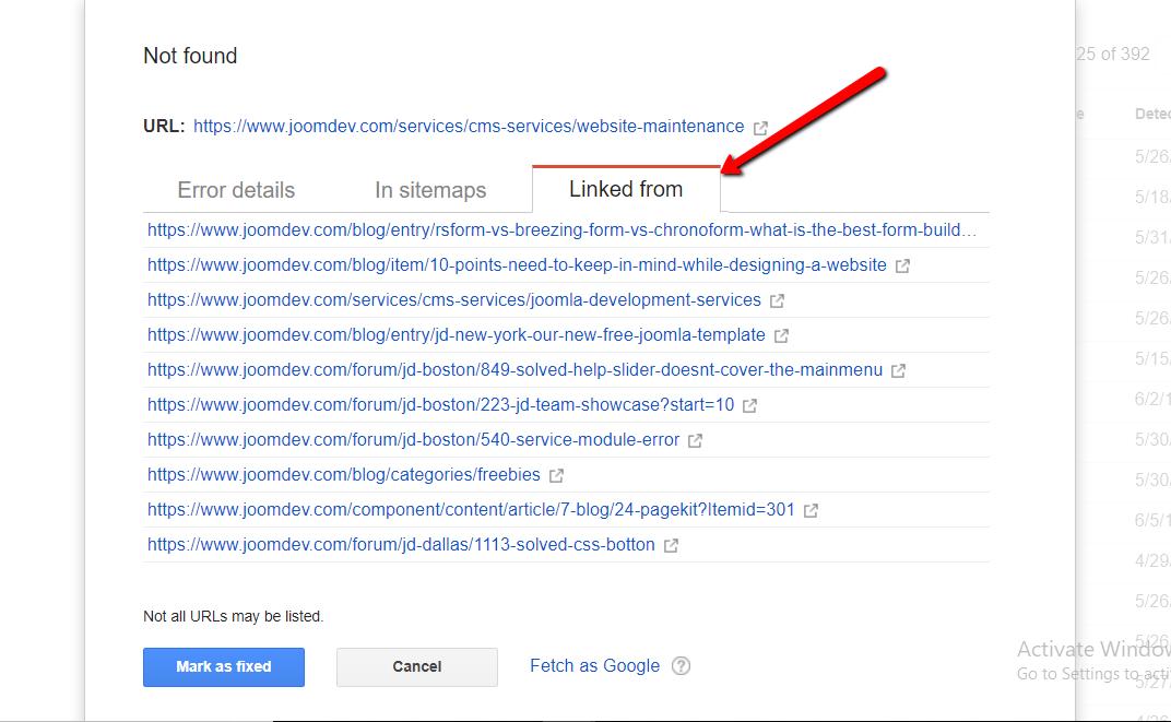 Google webmaster3
