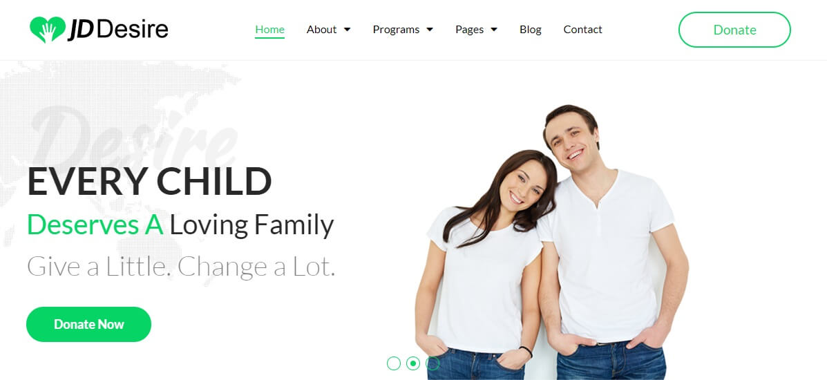 Ngo Charity Joomla Templates Latest From The Market