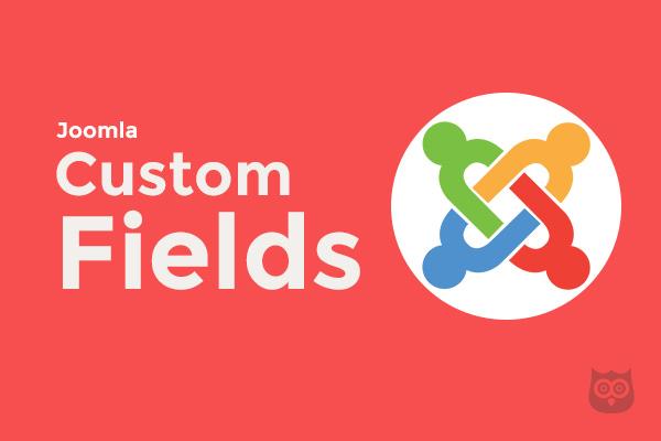 10 Joomla Custom Fields You Need the Most
