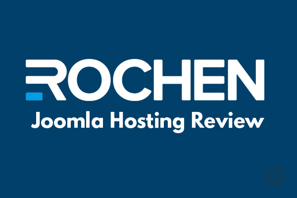 Rochen Hosting Review - The Best Joomla Hosting Out There