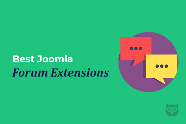 Best Joomla Forum Extensions in 2020