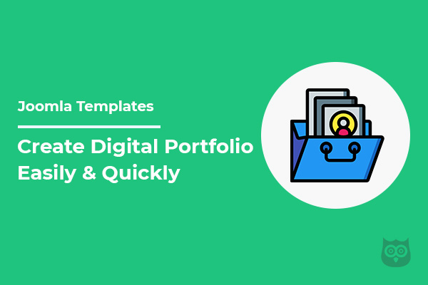 20+ Joomla Portfolio Templates - Showcase Your Work Beautifully