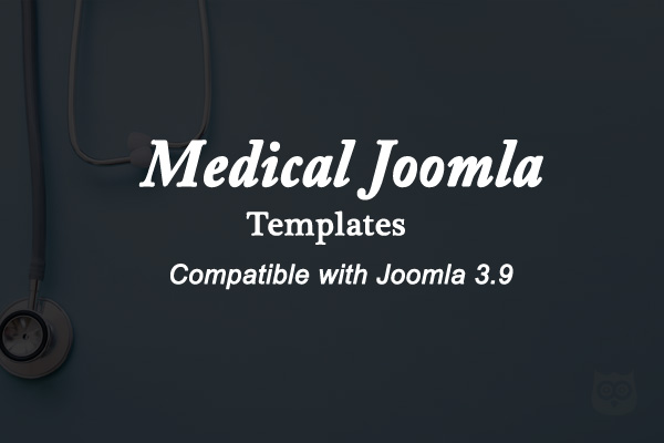 20+ Best Medical Joomla 3.9 Templates To Beautify Your Hospital Website