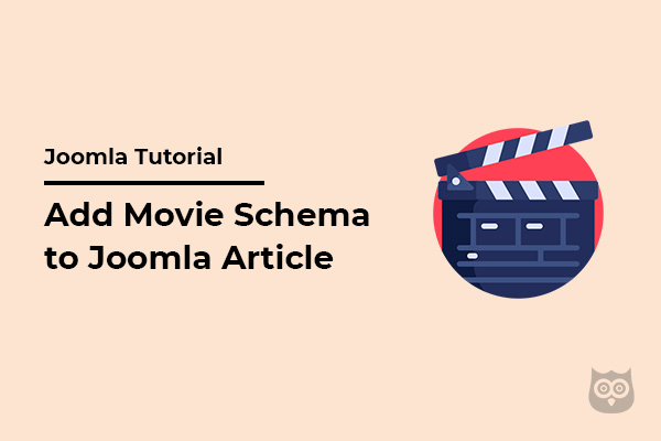 How to Add Movie Schema to Joomla Article?