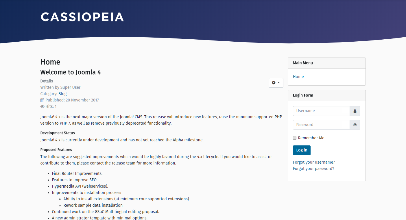 joomla-4-frontend-cassiopeia