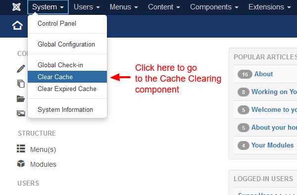 joomla-cache-clear-navigate.png