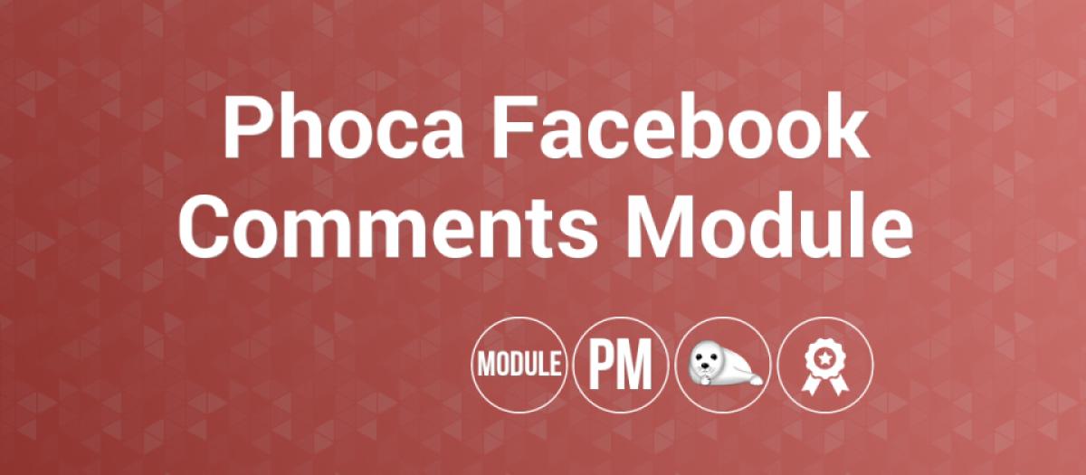 phoca FB Comments