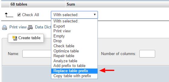 phpmyadmin-replace-table-prefix