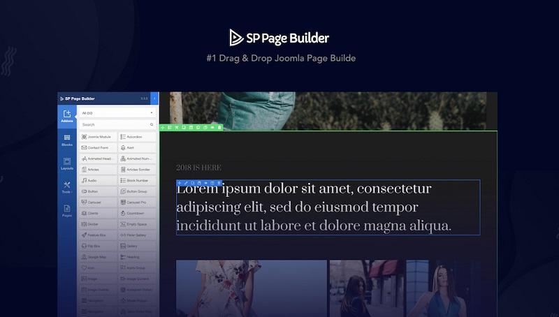 sp page builder